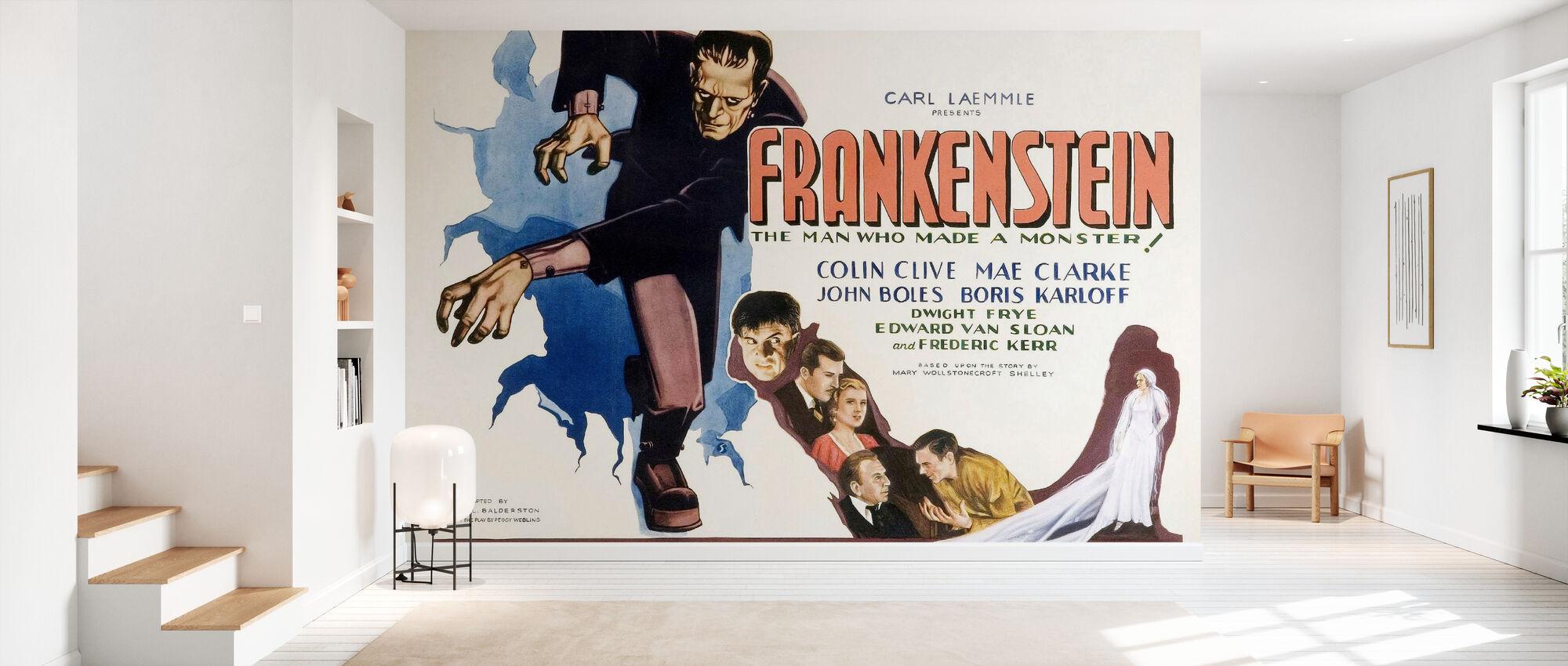 Frankenstein Frankenstein - Wallpaper - Hallway