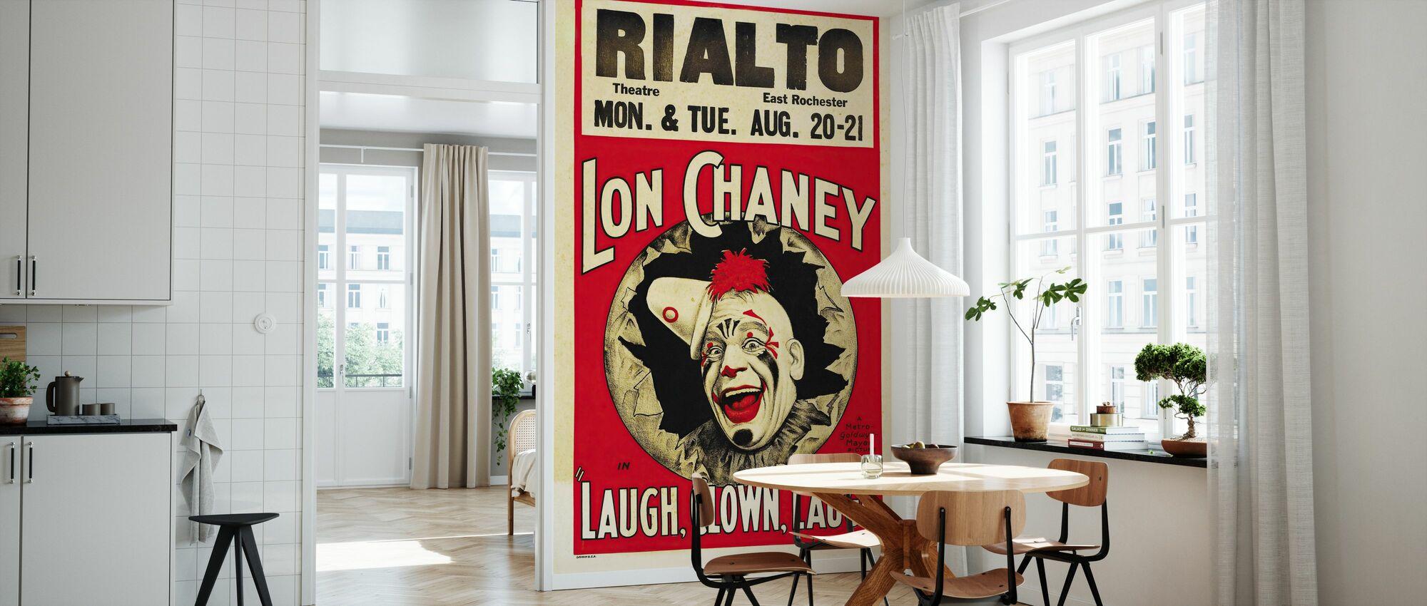 Laugh Clown Laugh - Wallpaper - Kitchen
