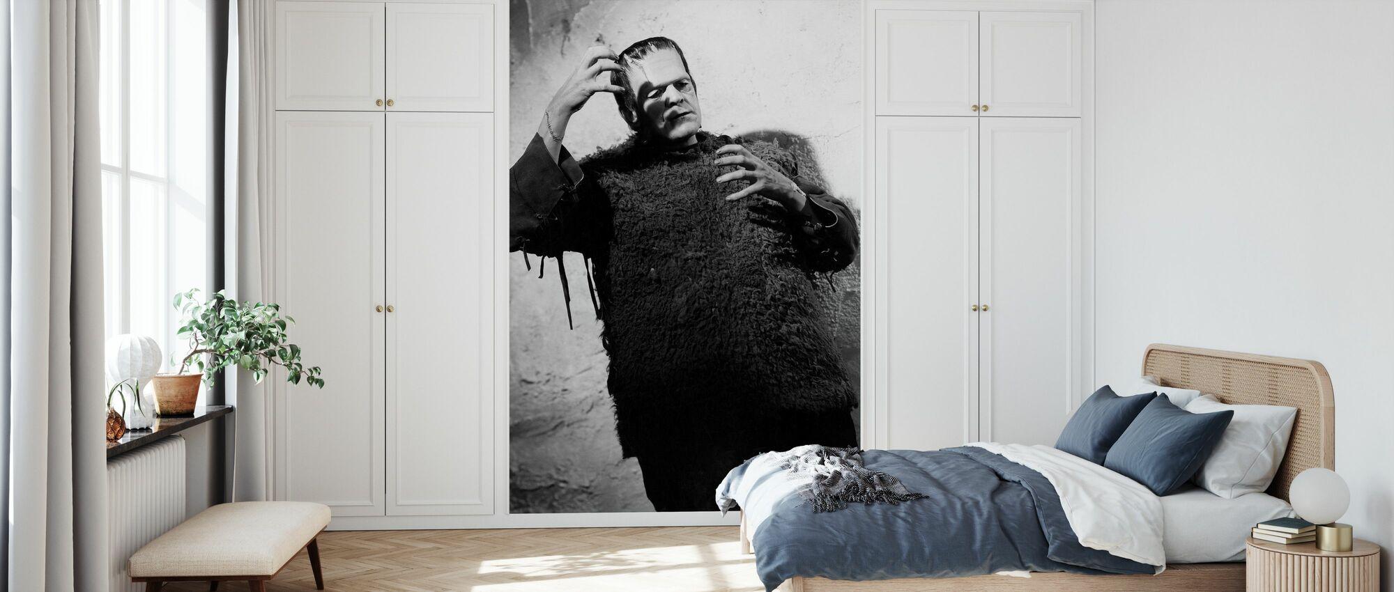 Son of Frankenstein - Wallpaper - Bedroom