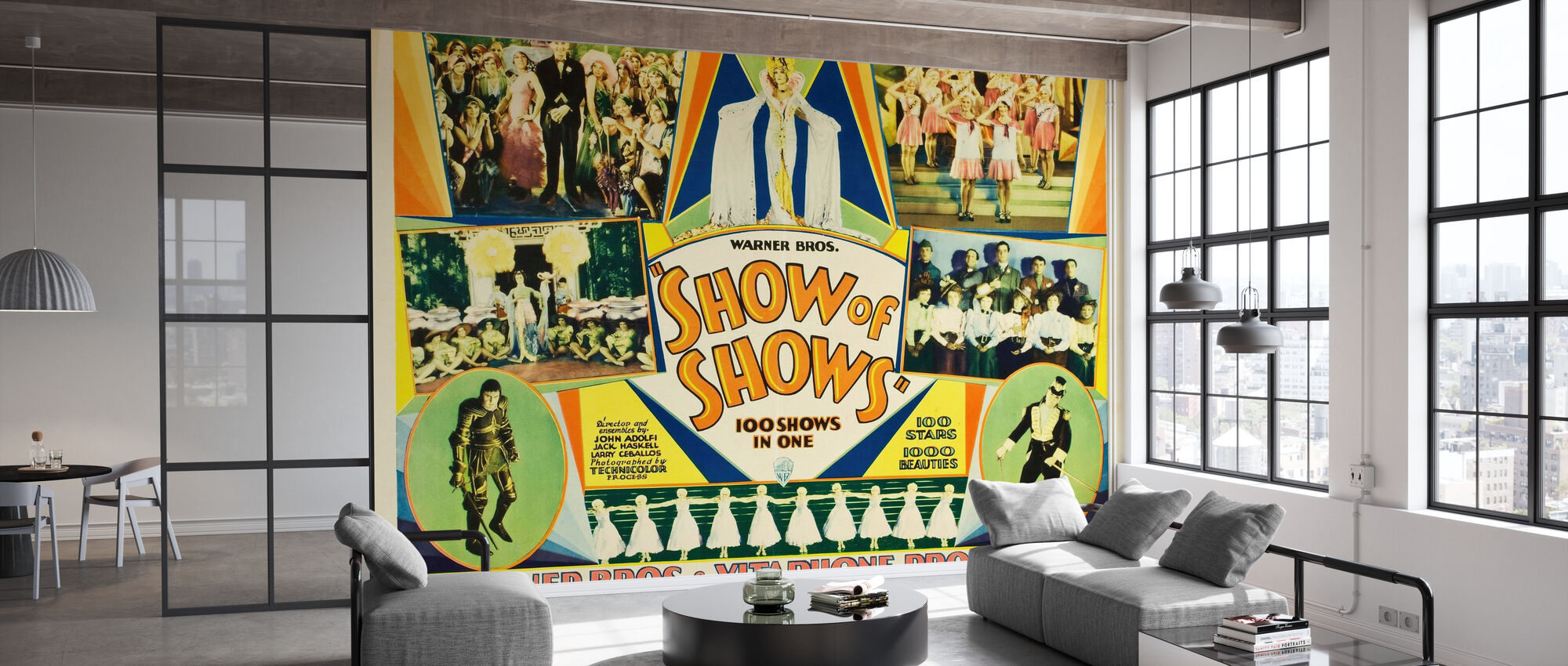 Show of Shows - Wallpaper - Office