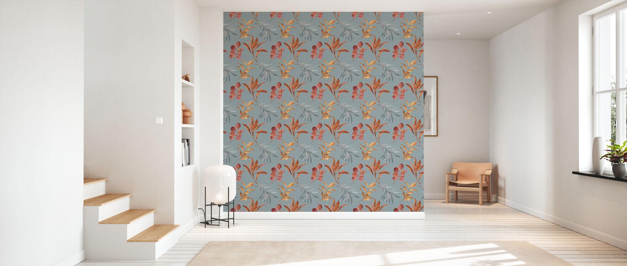 Terra - Desert Sky - Wallpaper - Hallway