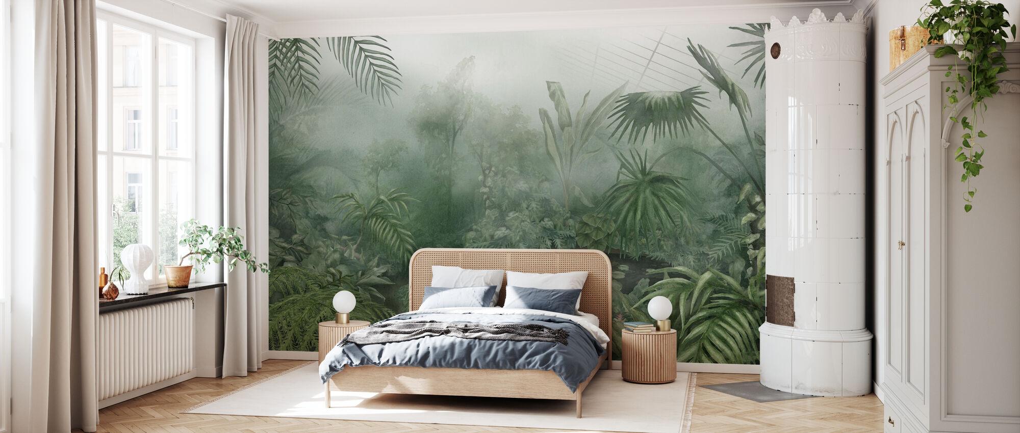 Botany II - Wallpaper - Bedroom