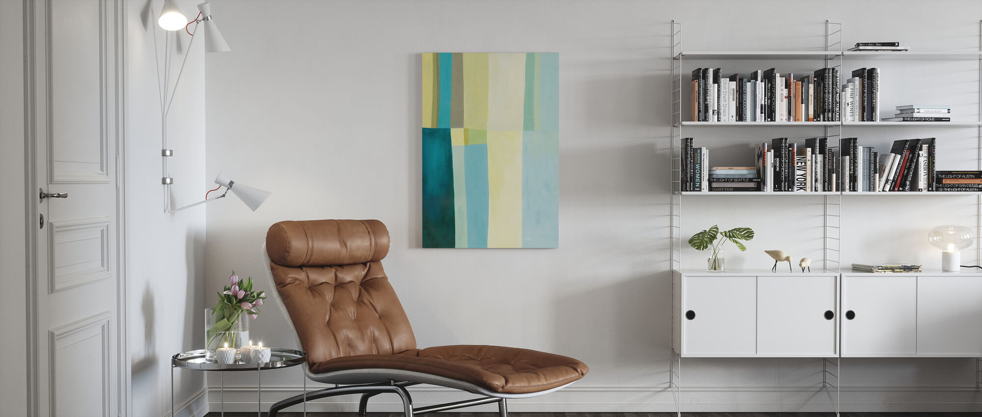 Place of My Own - Canvas print - Living Room