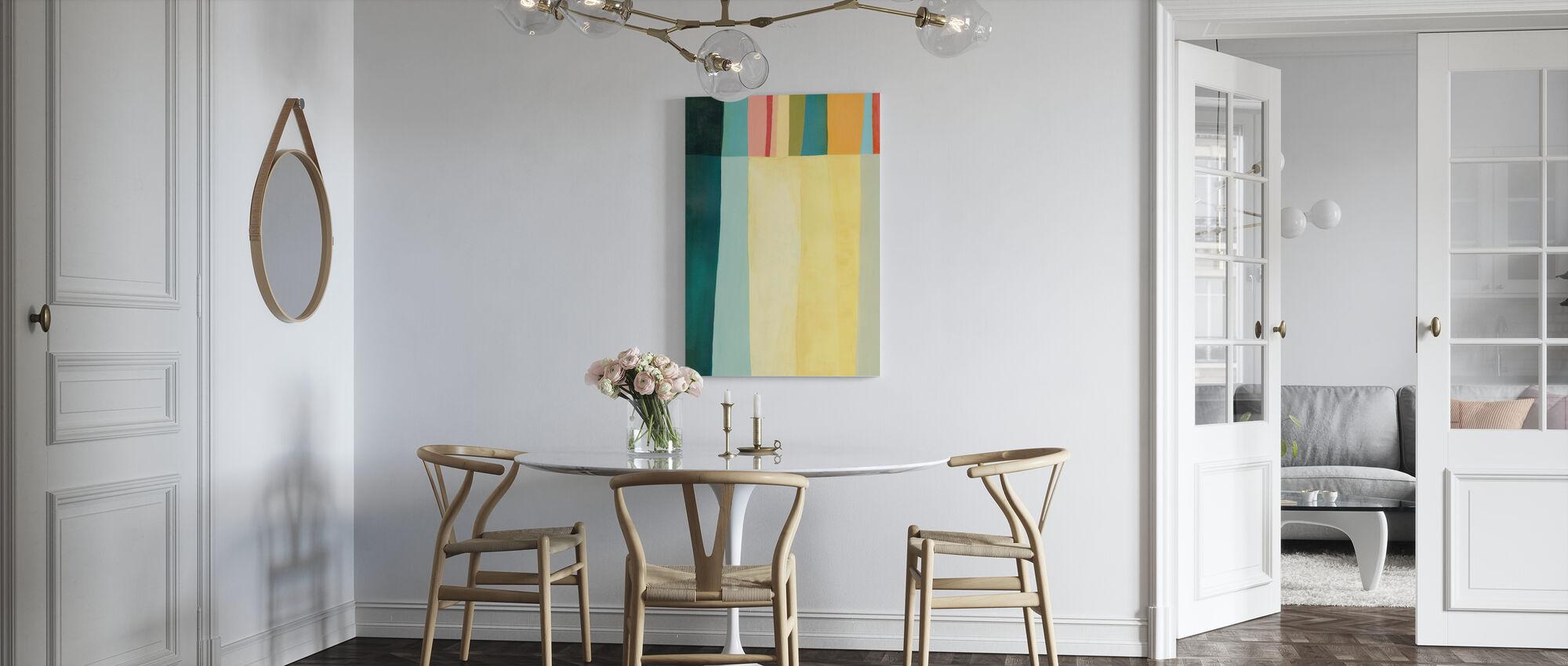 Twelve Bar II - Canvas print - Kitchen