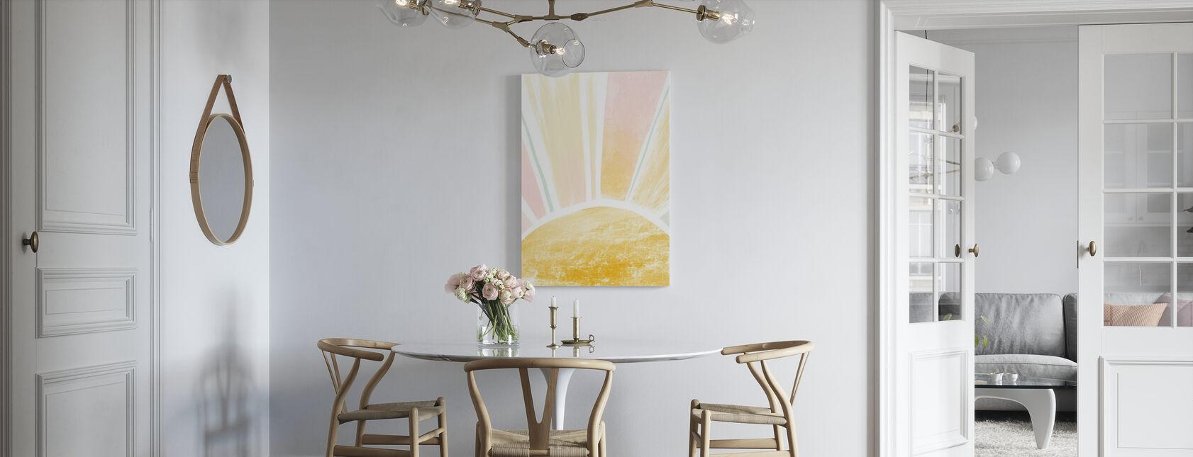 My Sunshine - Canvas print - Kitchen