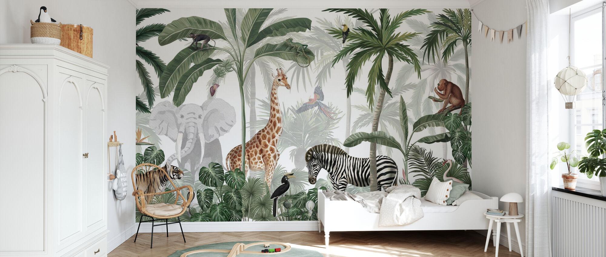 Jungle Jive Wall Murals Online Photowall