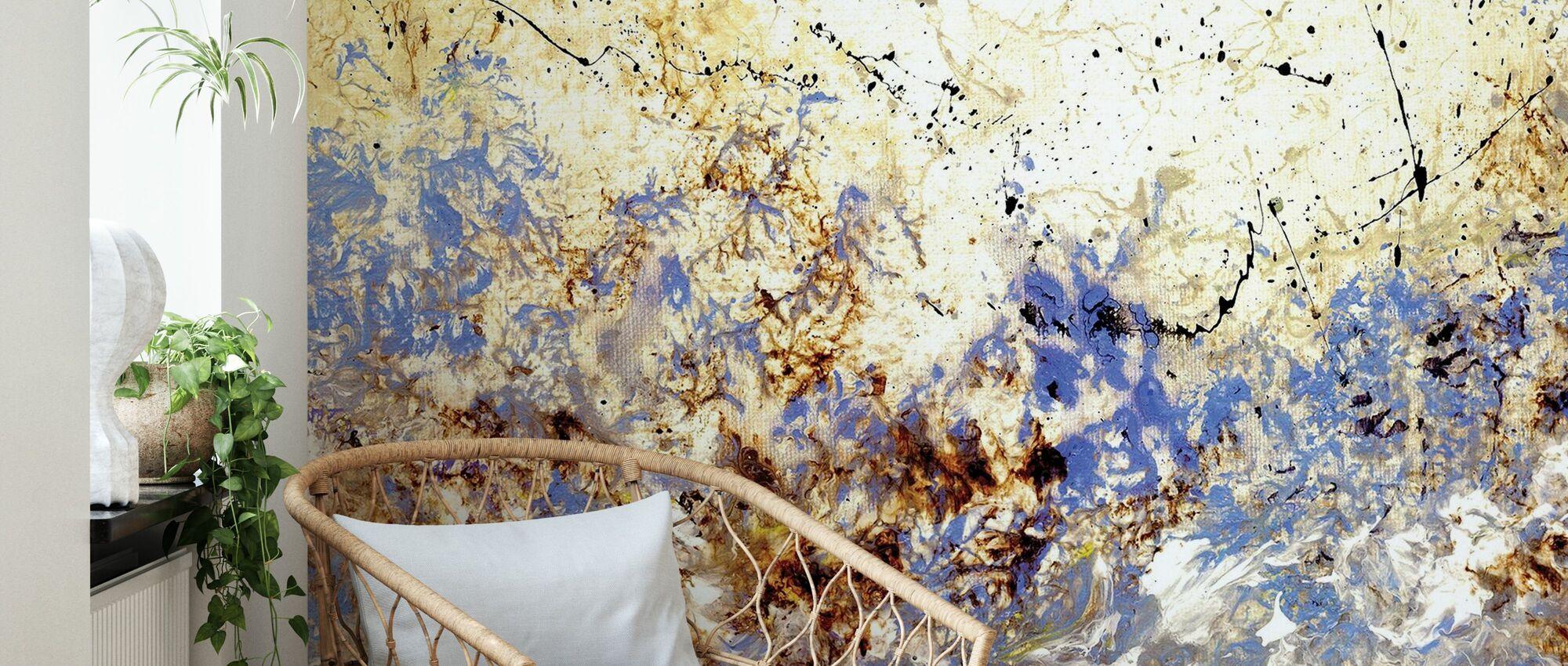 Inspirit - Wallpaper - Living Room