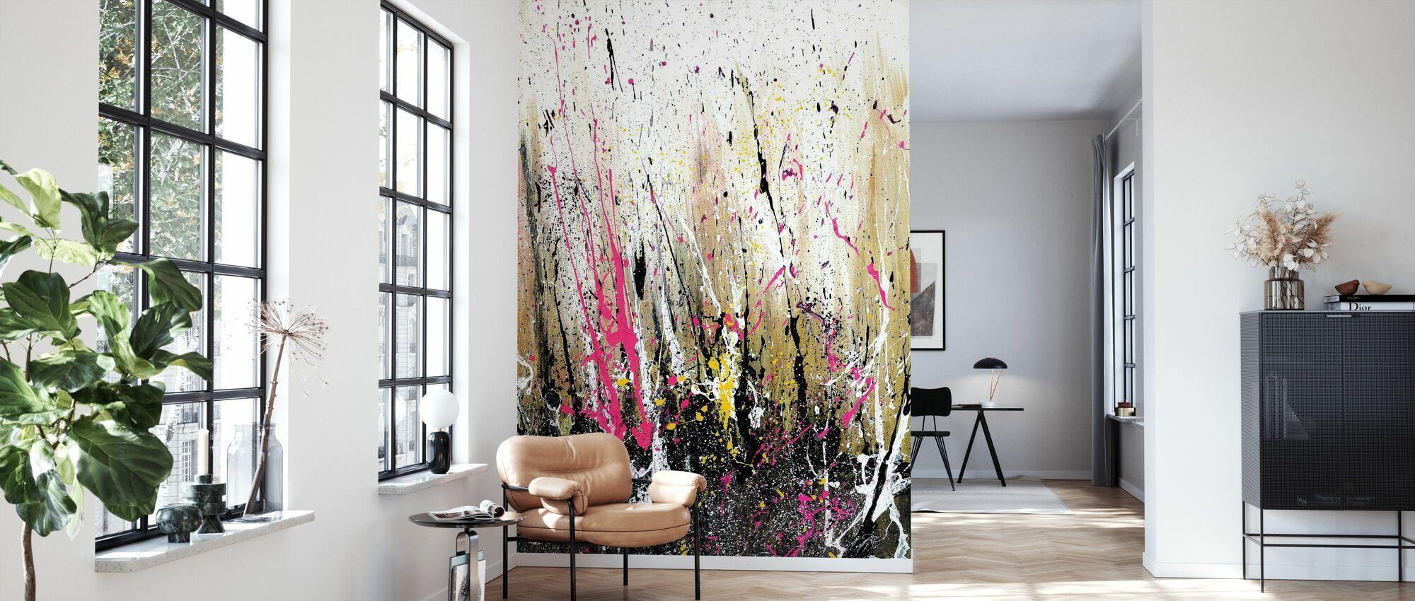 Revolt - Wallpaper - Living Room