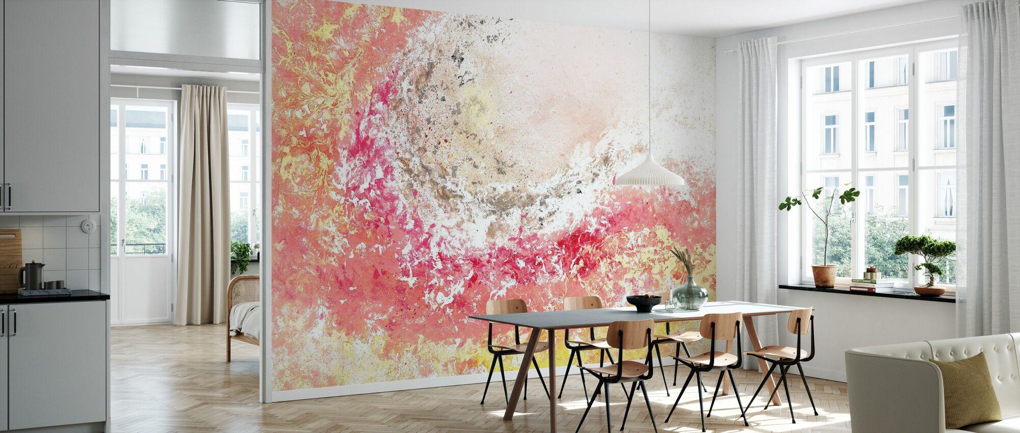 Springtide - Wallpaper - Kitchen