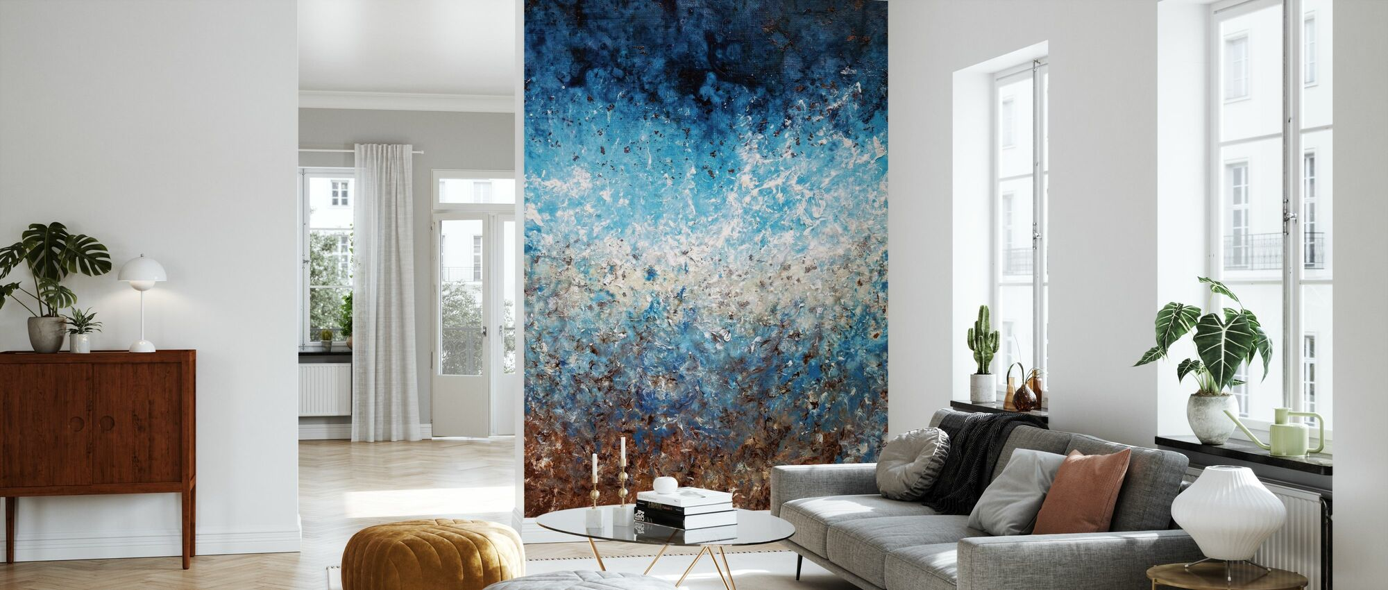 Carry me Home - Wallpaper - Living Room