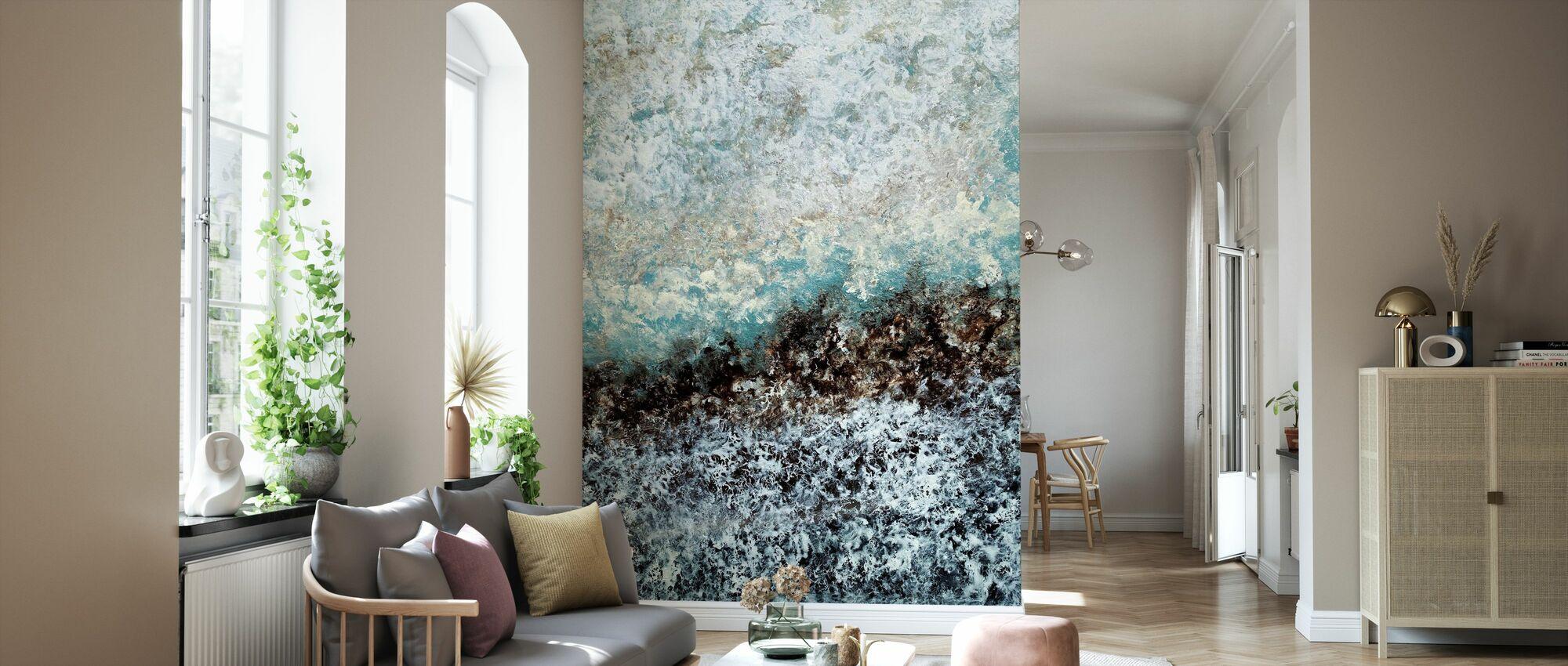 Forever Ago - Wallpaper - Living Room