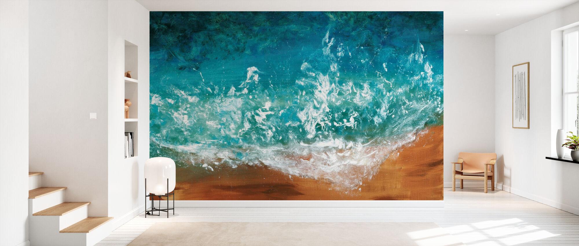 Homecoming - Wallpaper - Hallway