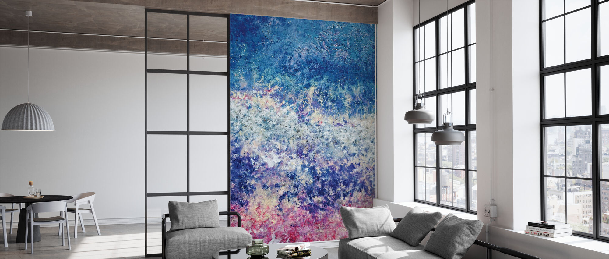 Twilight Tides - Wallpaper - Office