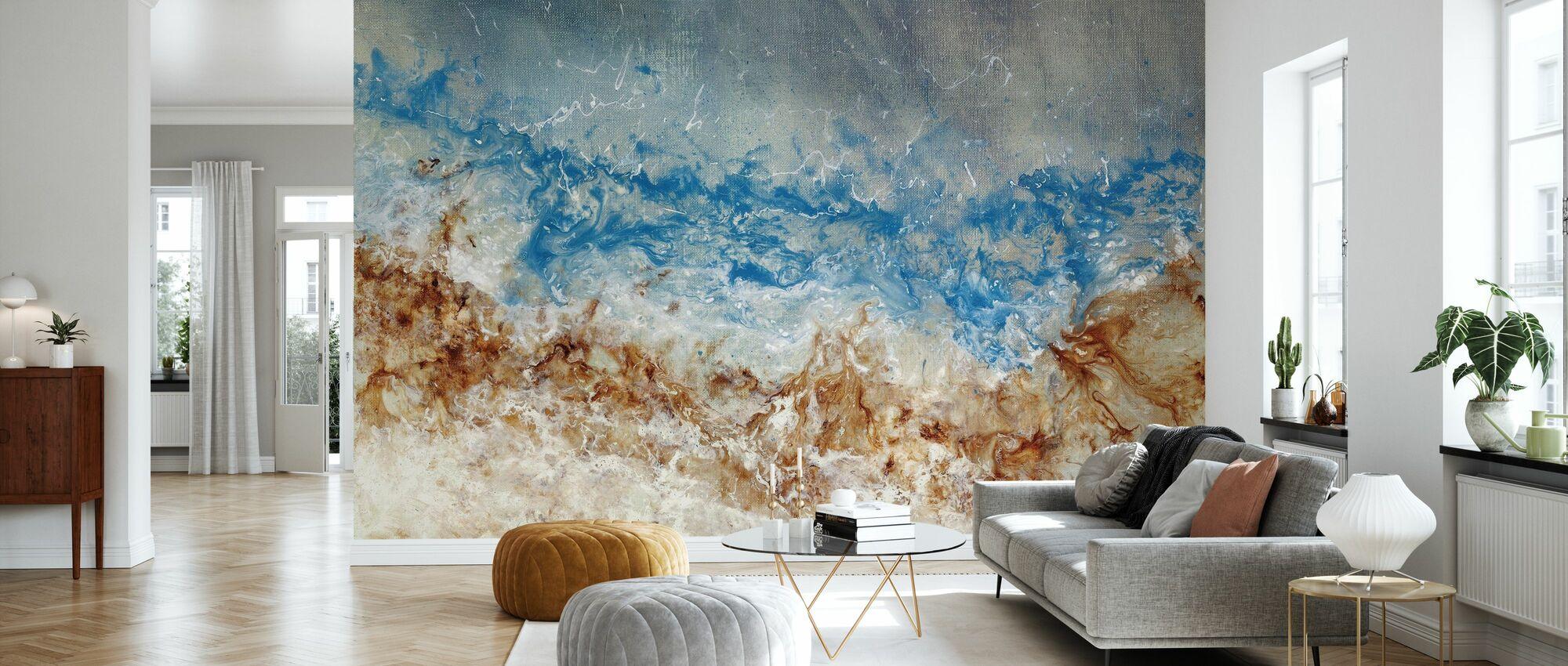 Lenire - Wallpaper - Living Room