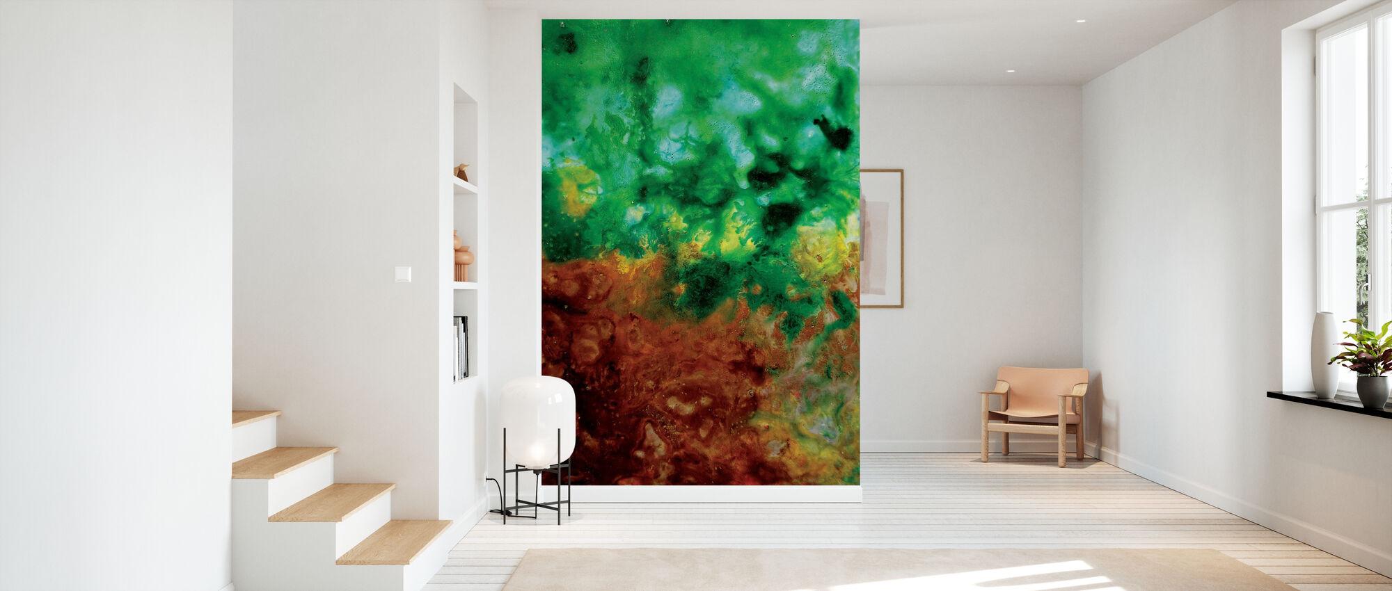 Inner Gardens II - Wallpaper - Hallway