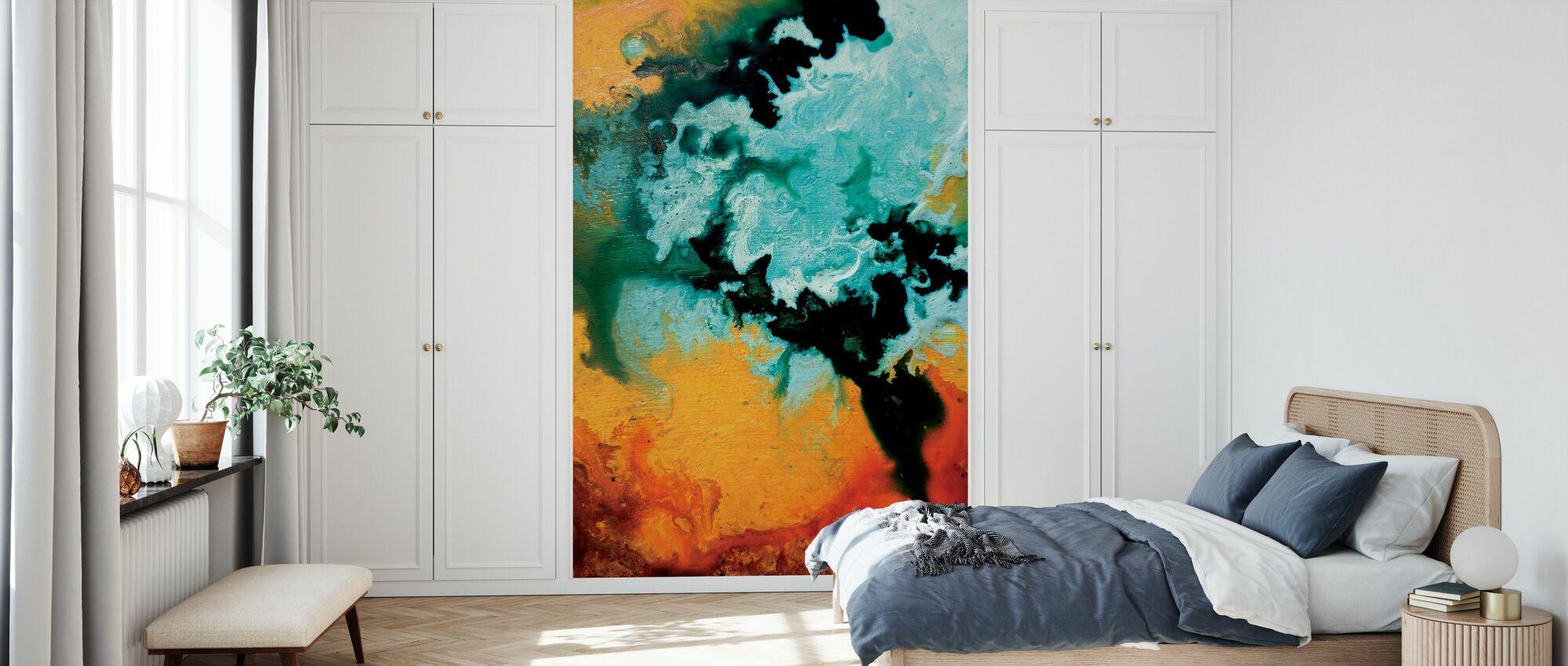 Inner Gardens III - Wallpaper - Bedroom