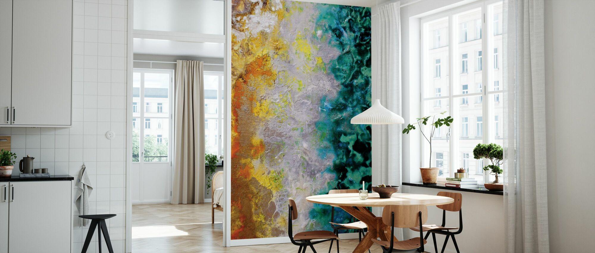 Inner Gardens IV - Wallpaper - Kitchen