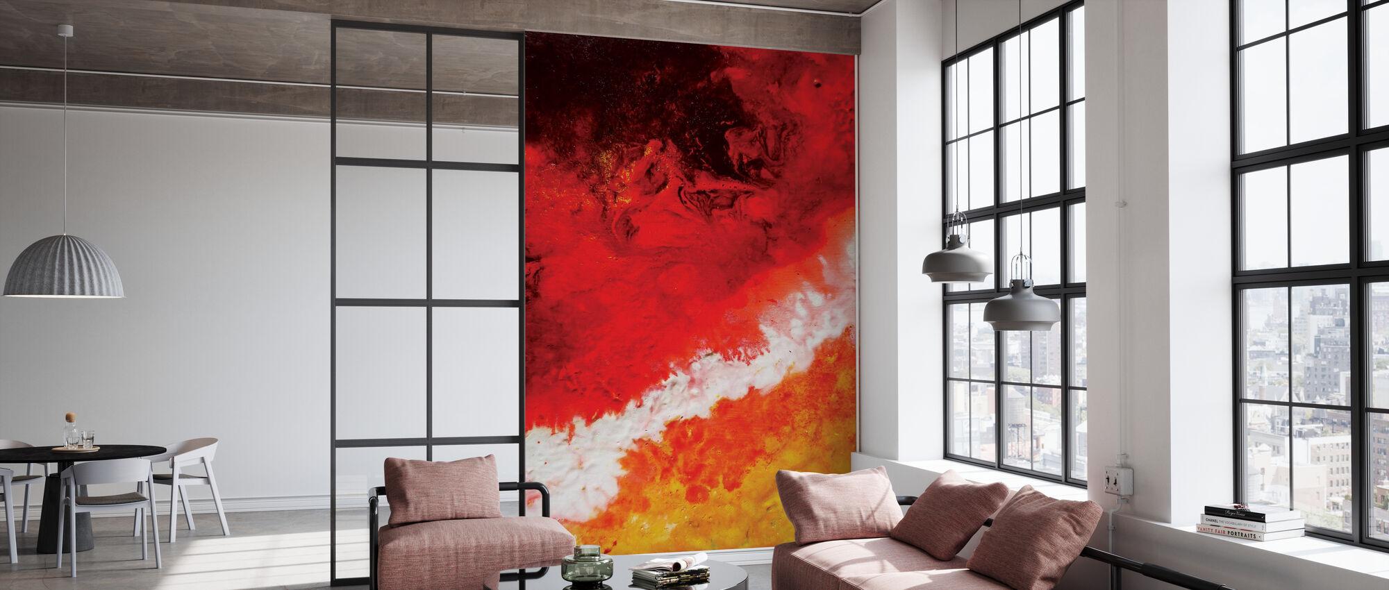 Inner Gardens X - Wallpaper - Office