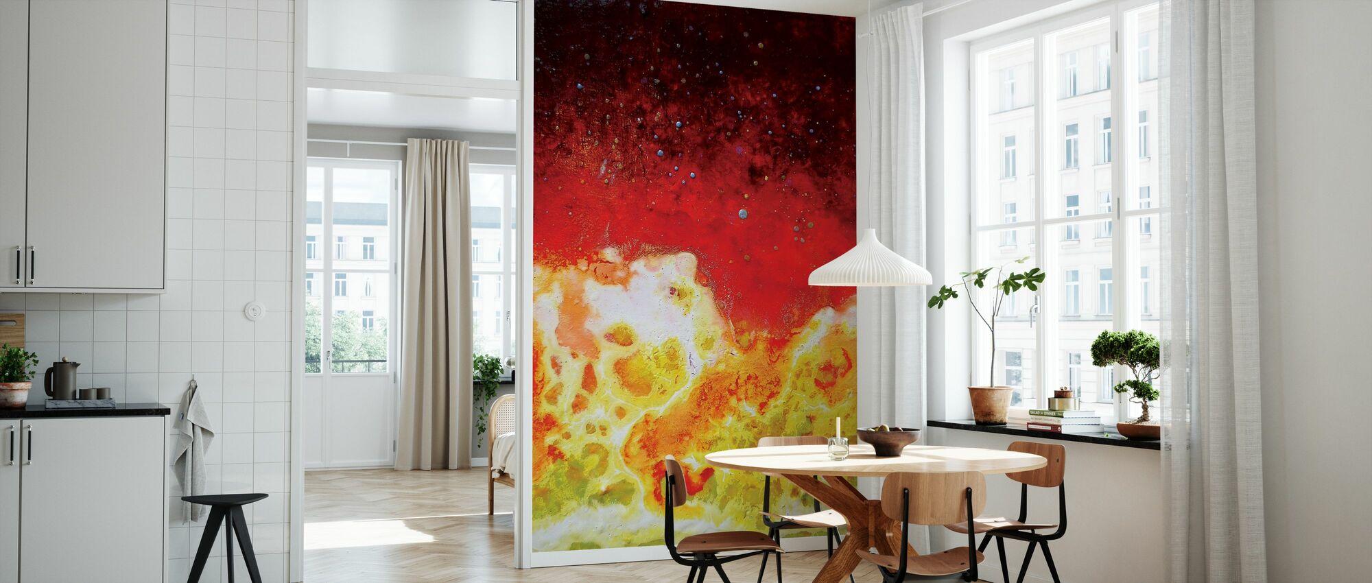 Inner Gardens XI - Wallpaper - Kitchen