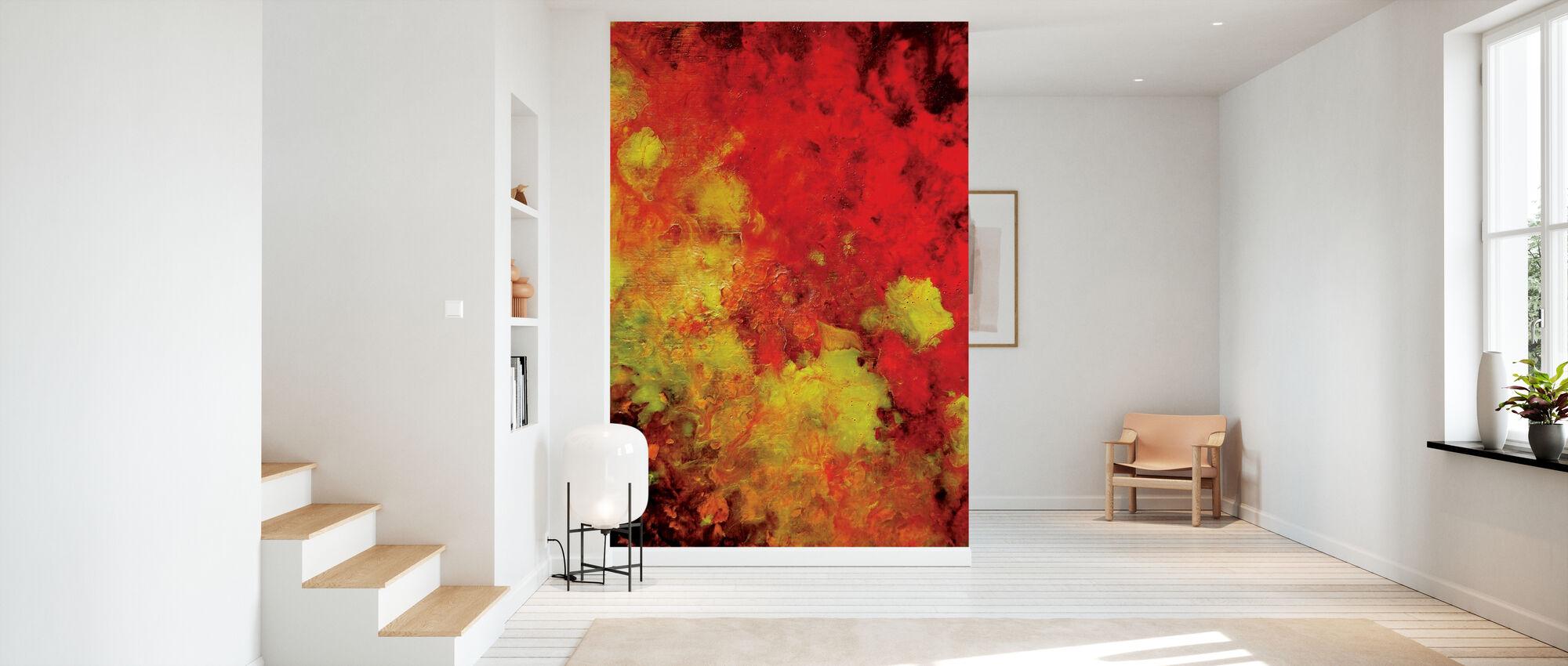 Inner Gardens XII - Wallpaper - Hallway