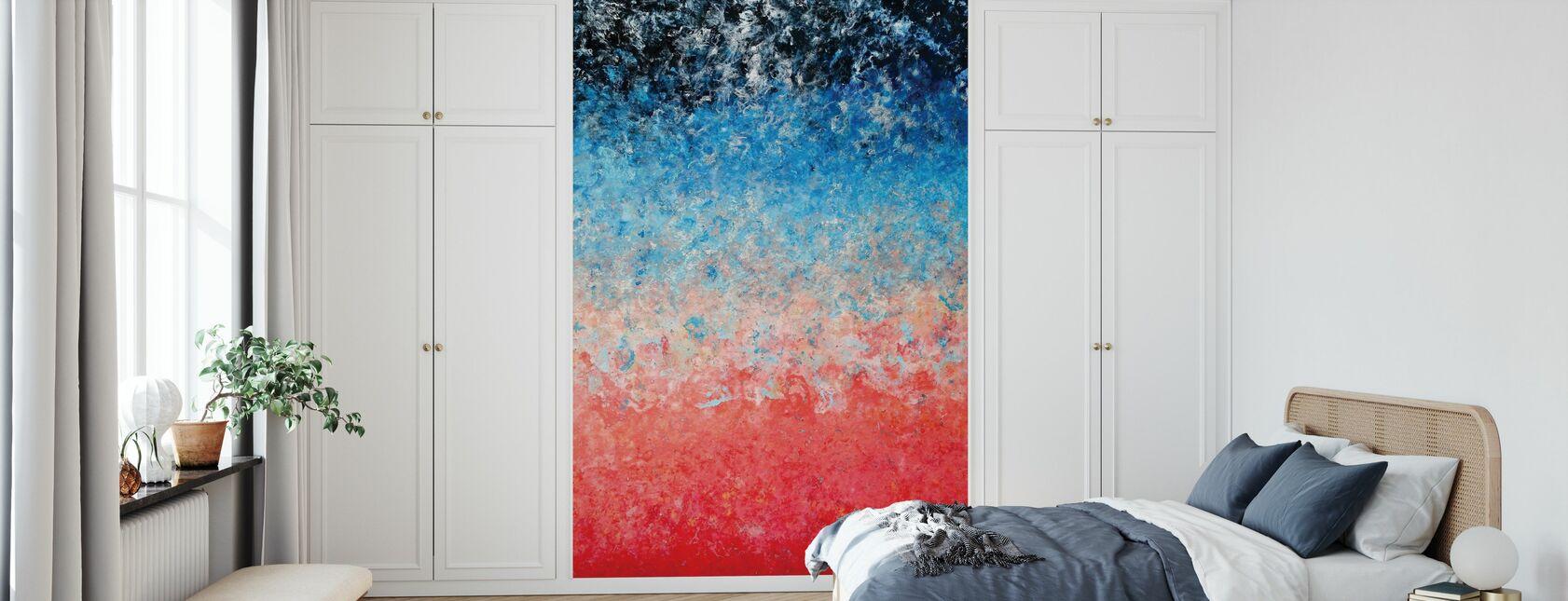 Magical Wildfire - Wallpaper - Bedroom