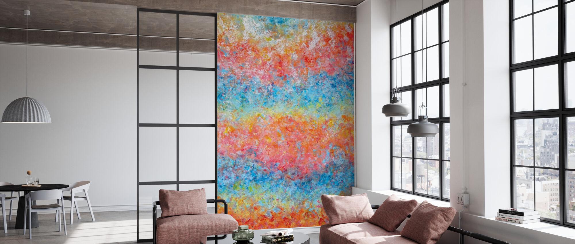 Aurora - Wallpaper - Office