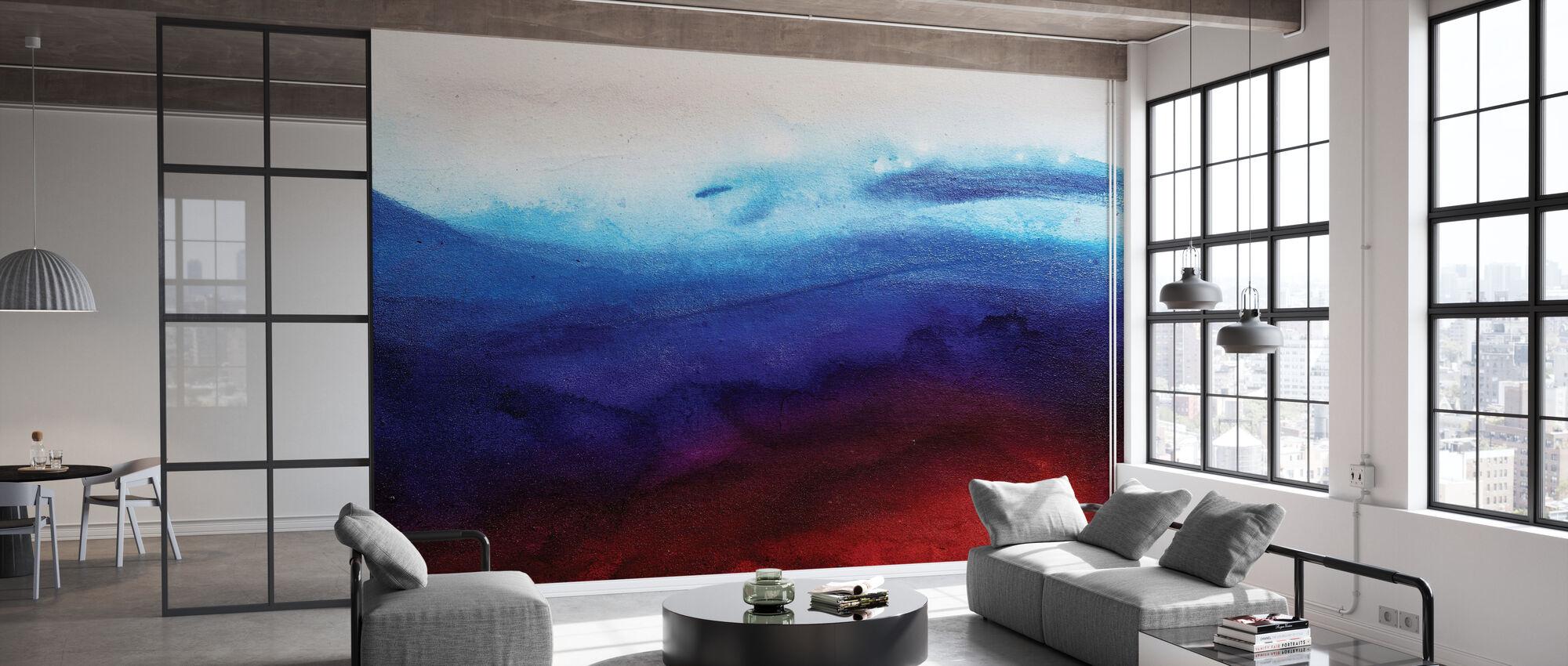 Ruby Tides - Wallpaper - Office