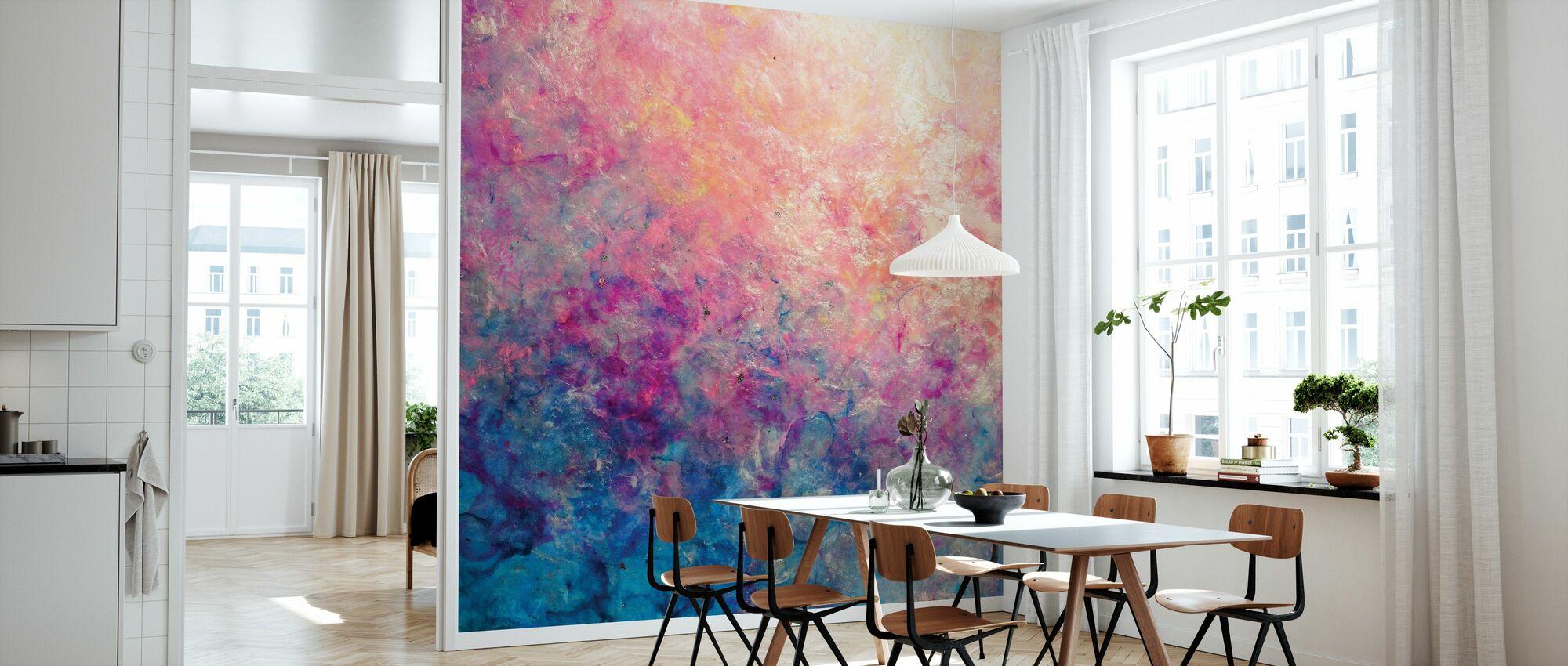 Coastal Sunset - Wallpaper - Kitchen