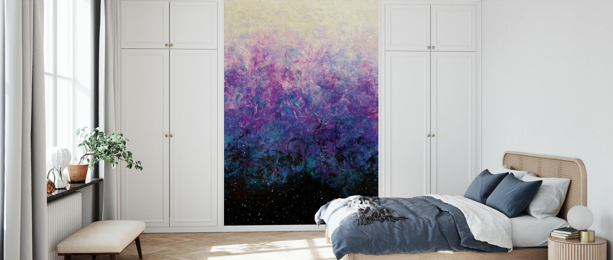 Nightingale - Wallpaper - Bedroom