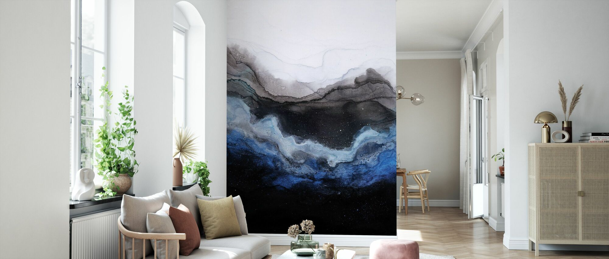Whisper - Wallpaper - Living Room
