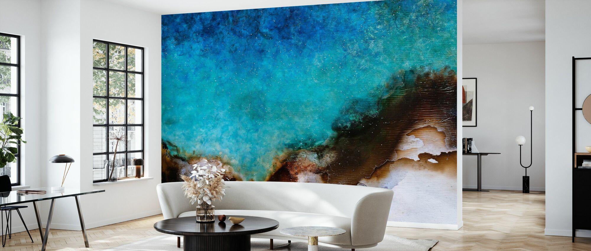 Illusium - Wallpaper - Living Room