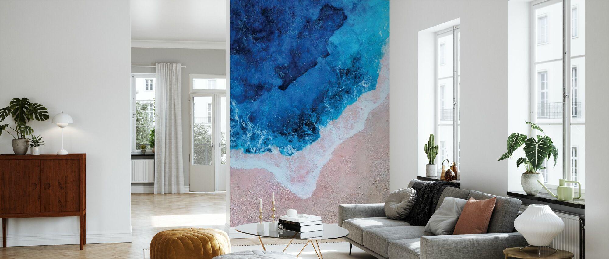 Oasis - Wallpaper - Living Room