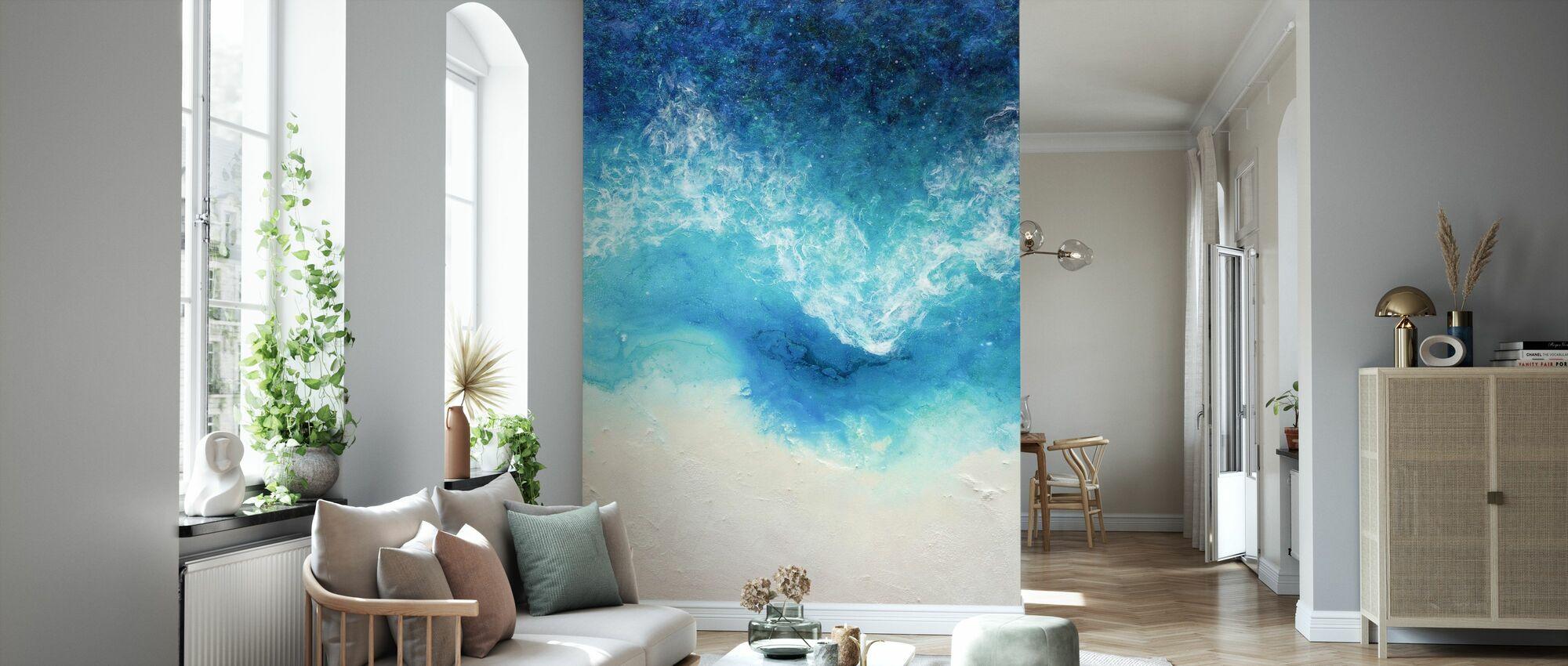 Astra - Wallpaper - Living Room