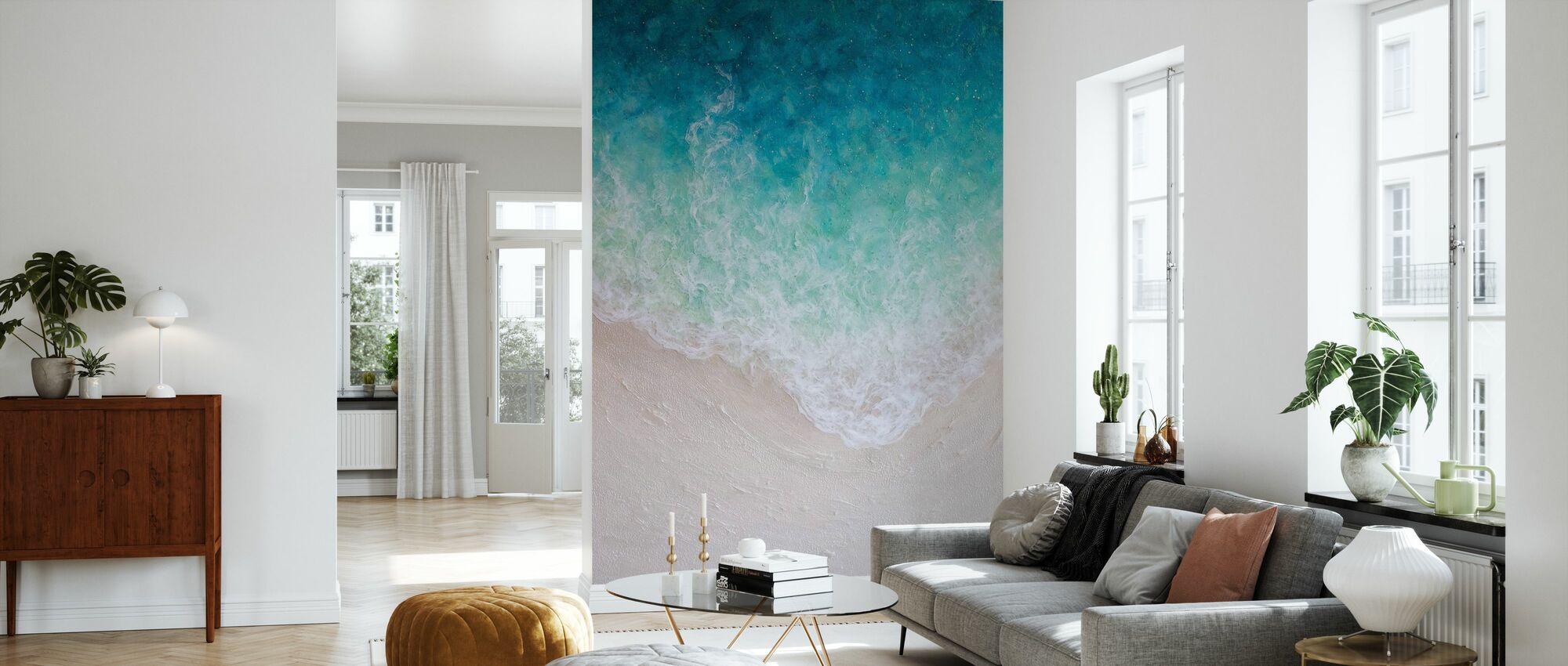 Astral Tides - Wallpaper - Living Room