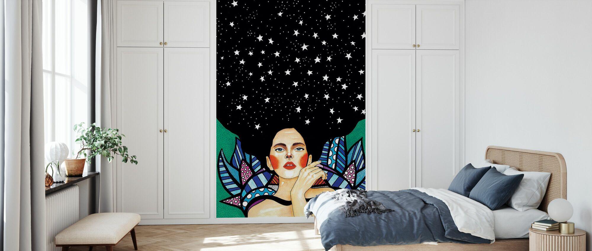 Like theres No Tomorrow - Wallpaper - Bedroom
