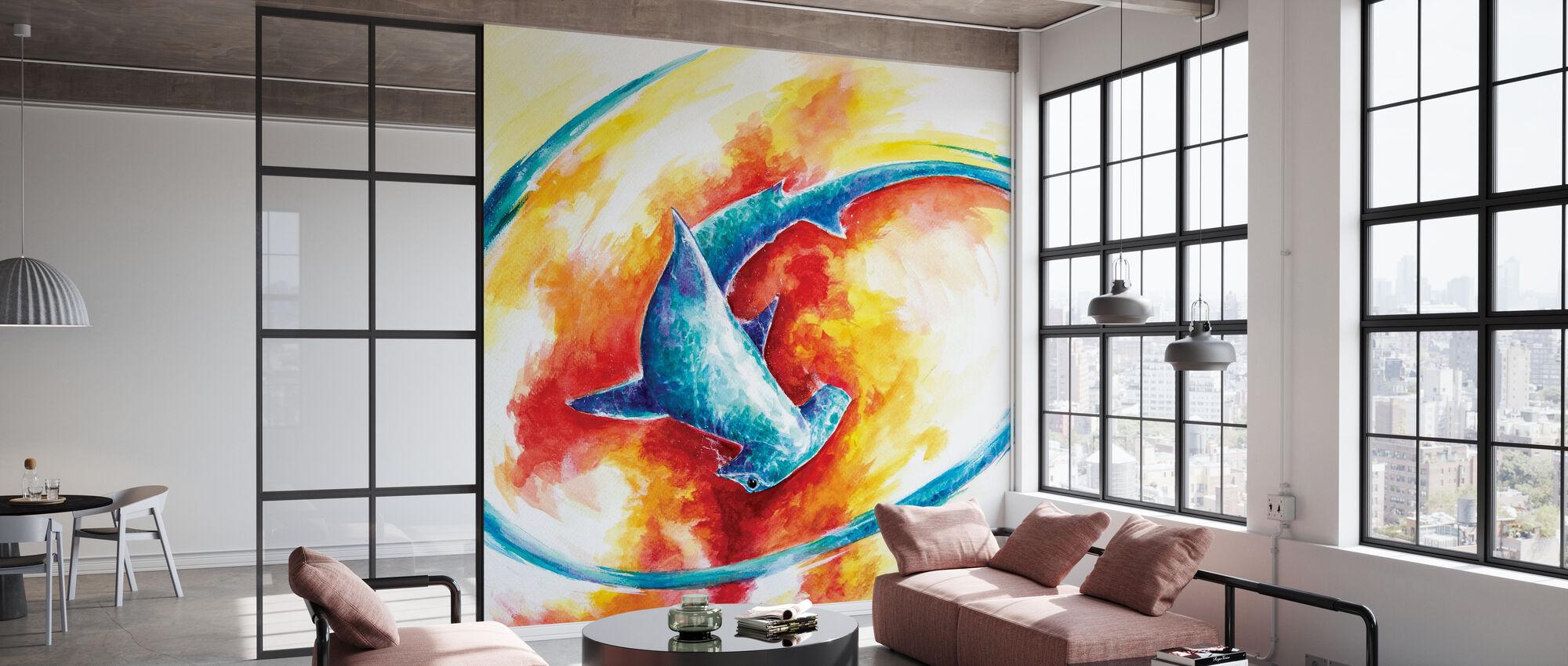 Ember - Wallpaper - Office