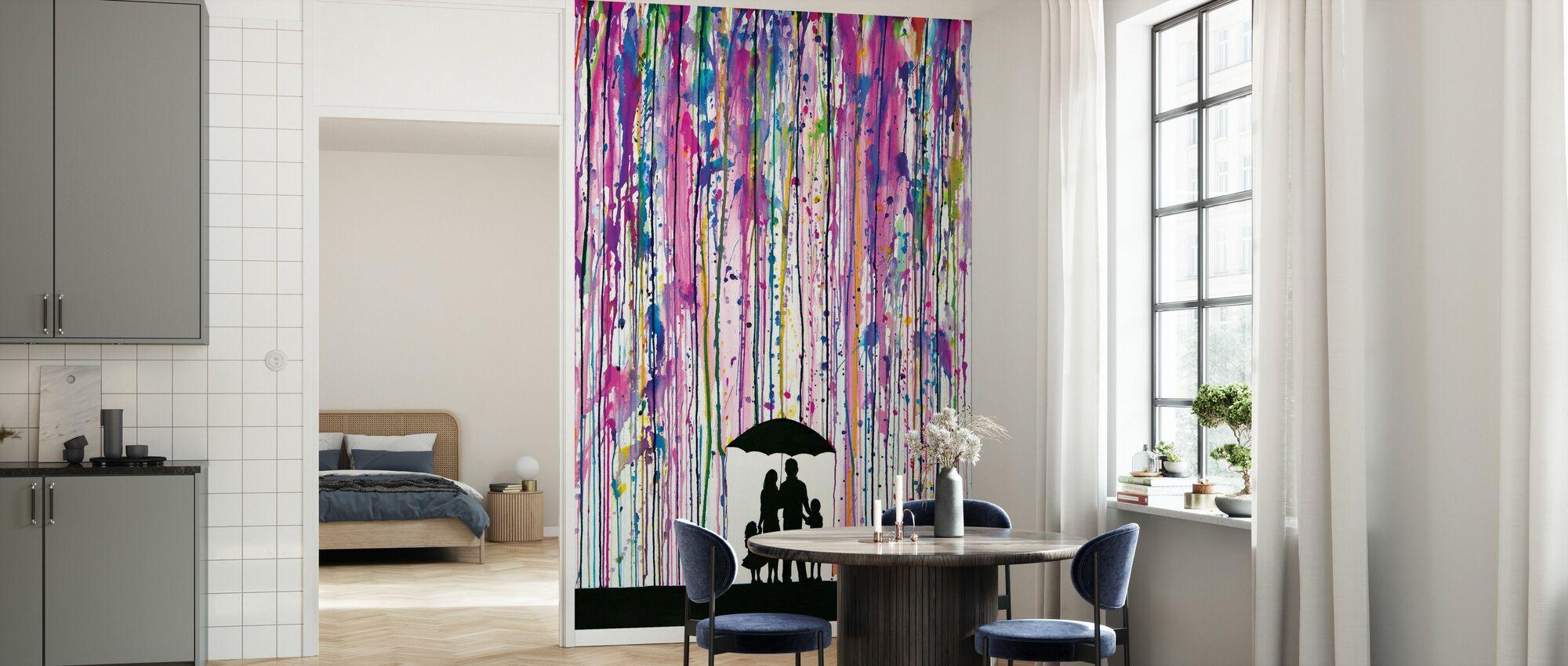 Home - Wallpaper - Kitchen