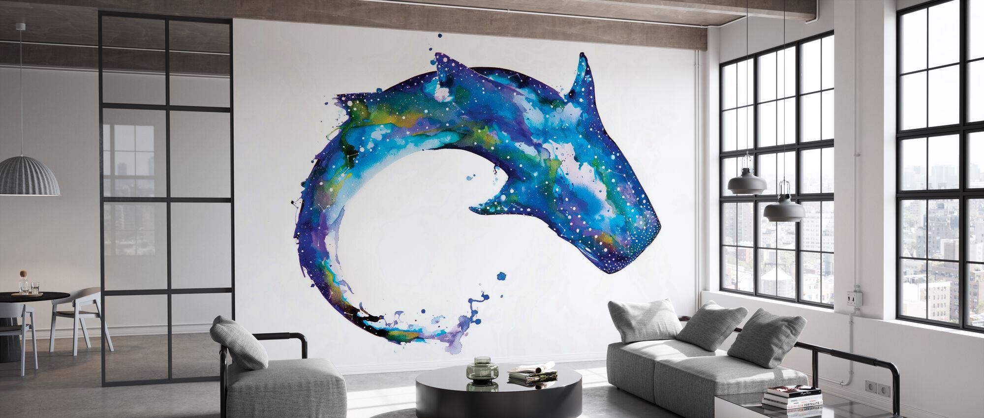 Celestial - Wallpaper - Office