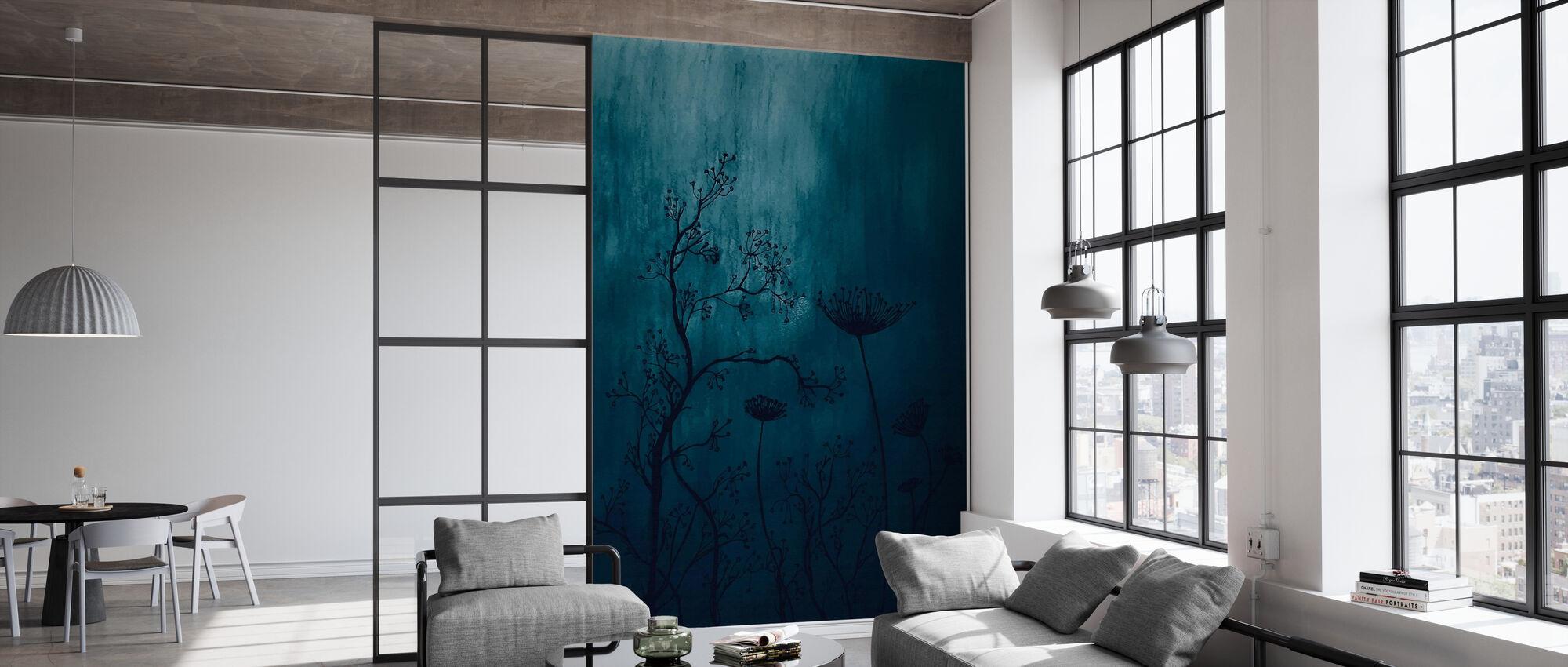Blom III - Wallpaper - Office