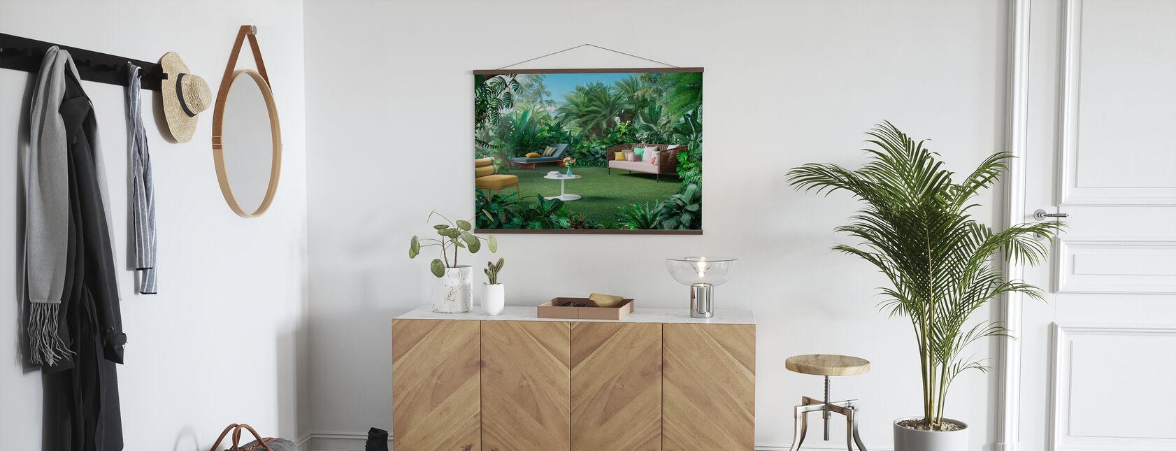 My Private Garden - Poster - Hallway