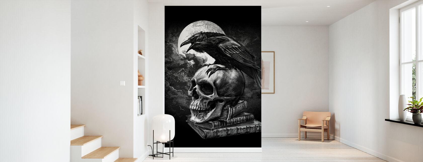 Poes Raven - Tapet - Gang