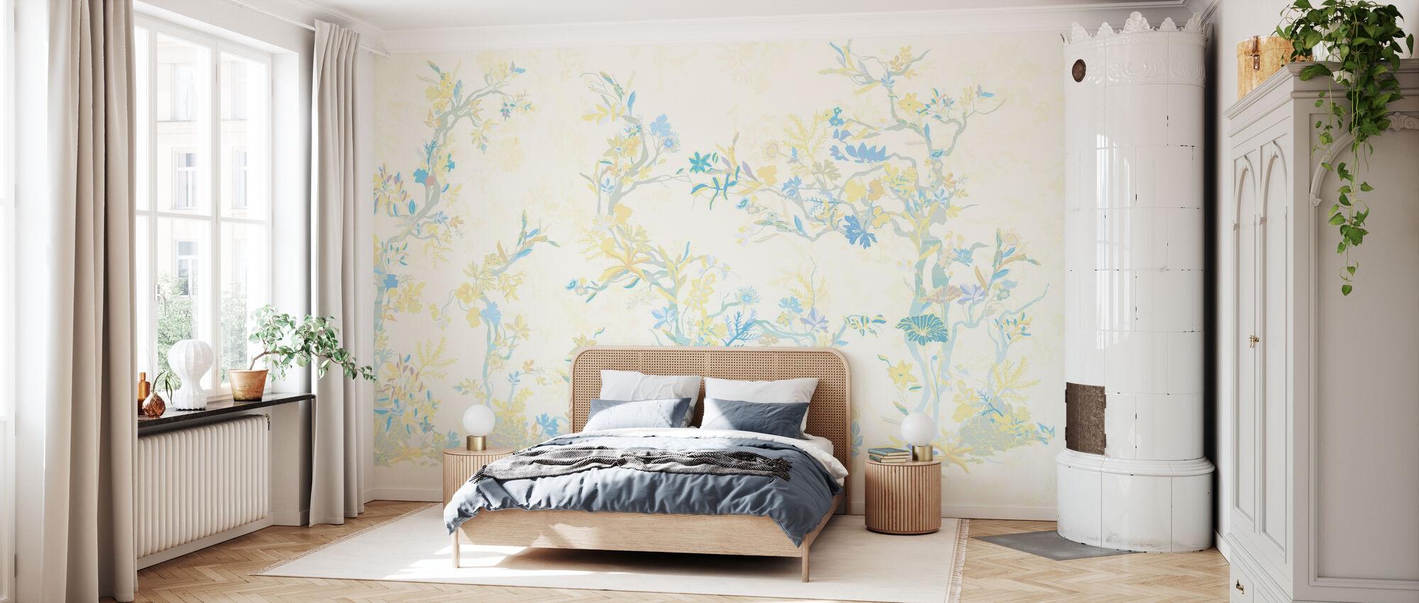 Jardin asiatique II - Papier peint - Chambre
