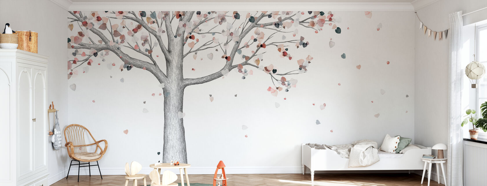 Autumn - Wallpaper - Kids Room