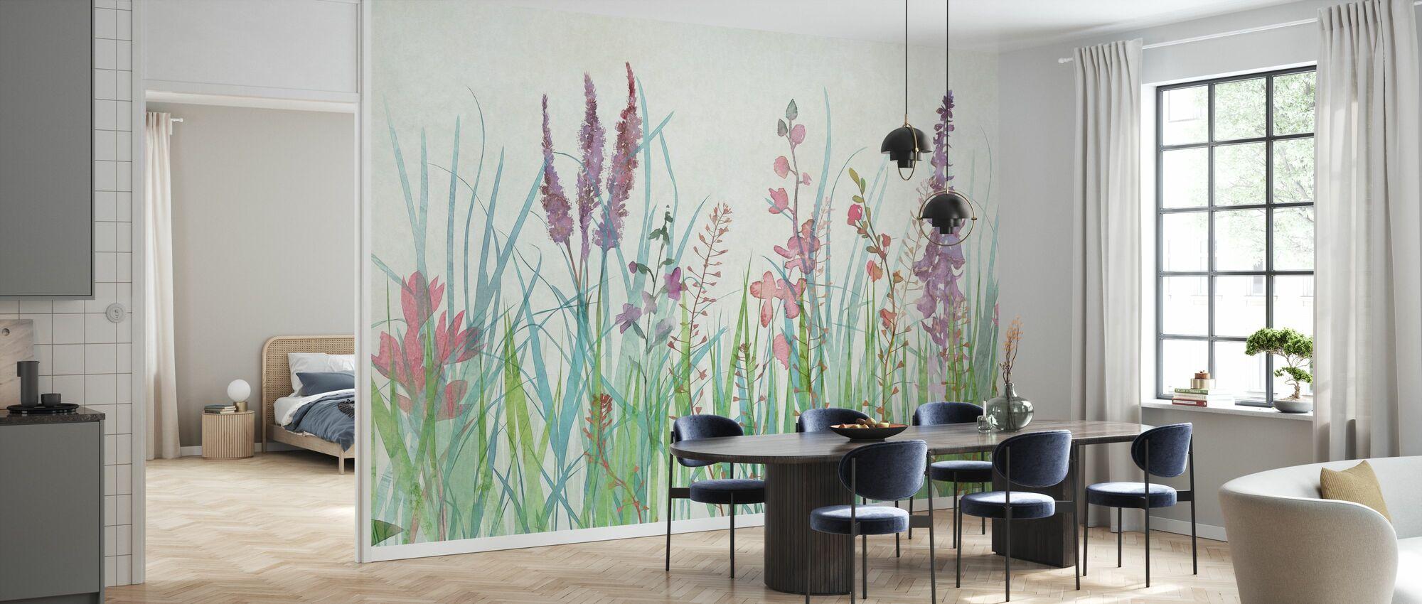 Juni Garden - Tapet - Kök