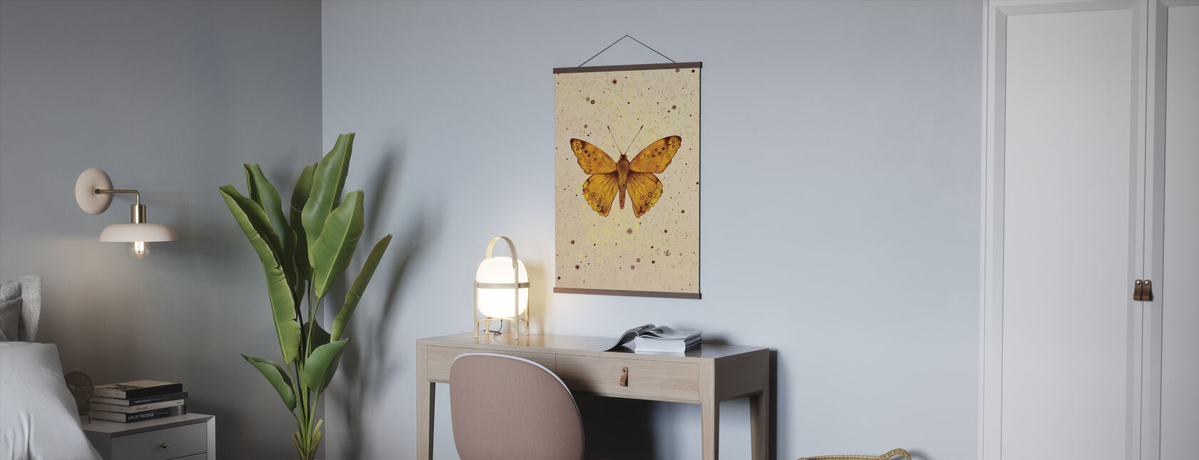 Butterfly - Poster - Office