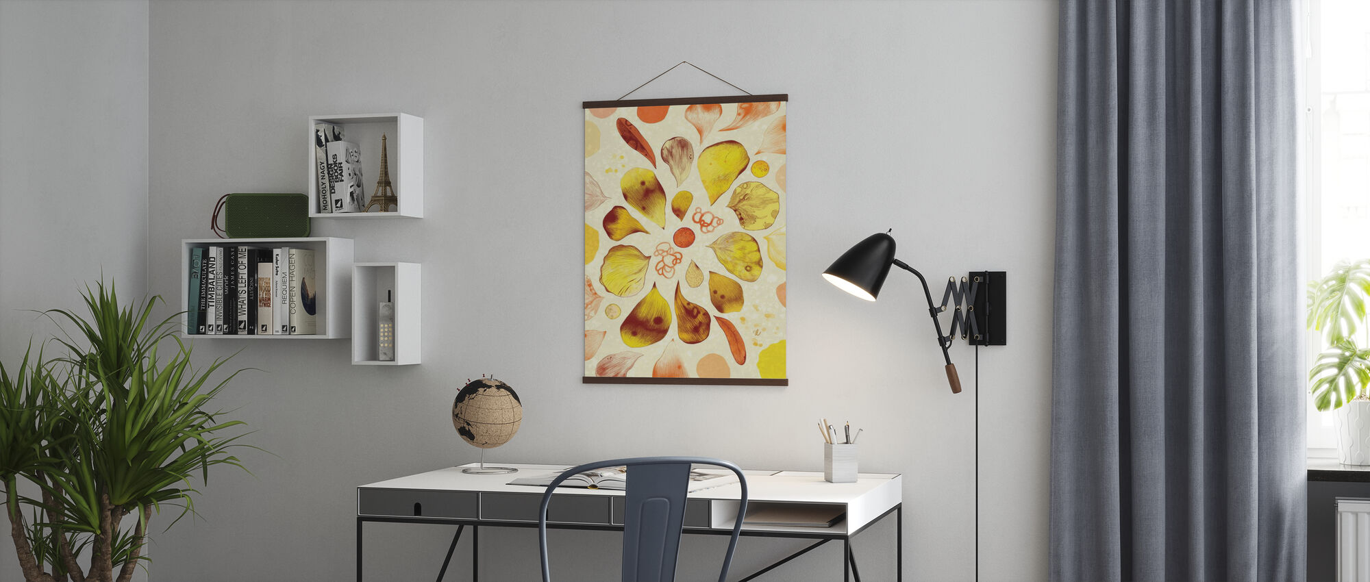 Solar Core - Poster - Office