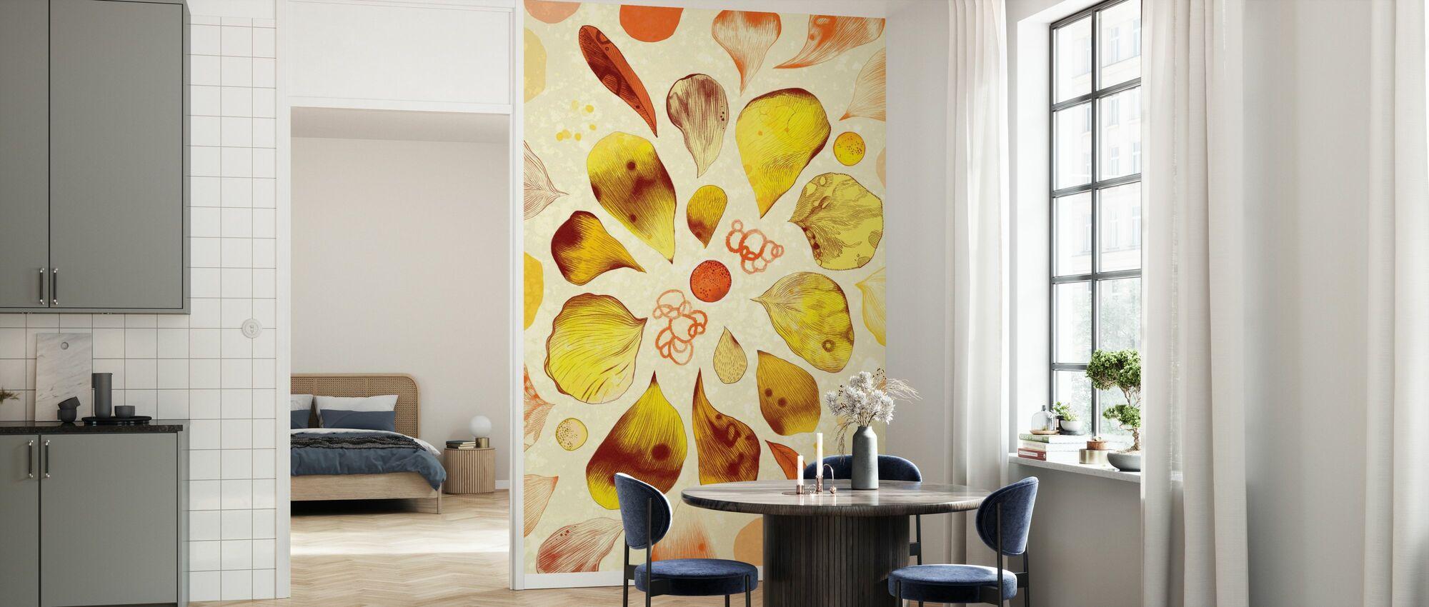 Solar Core - Wallpaper - Kitchen