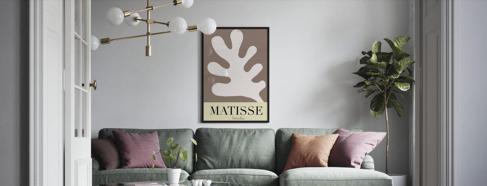 Matisse Studio II - Plakat - Stue