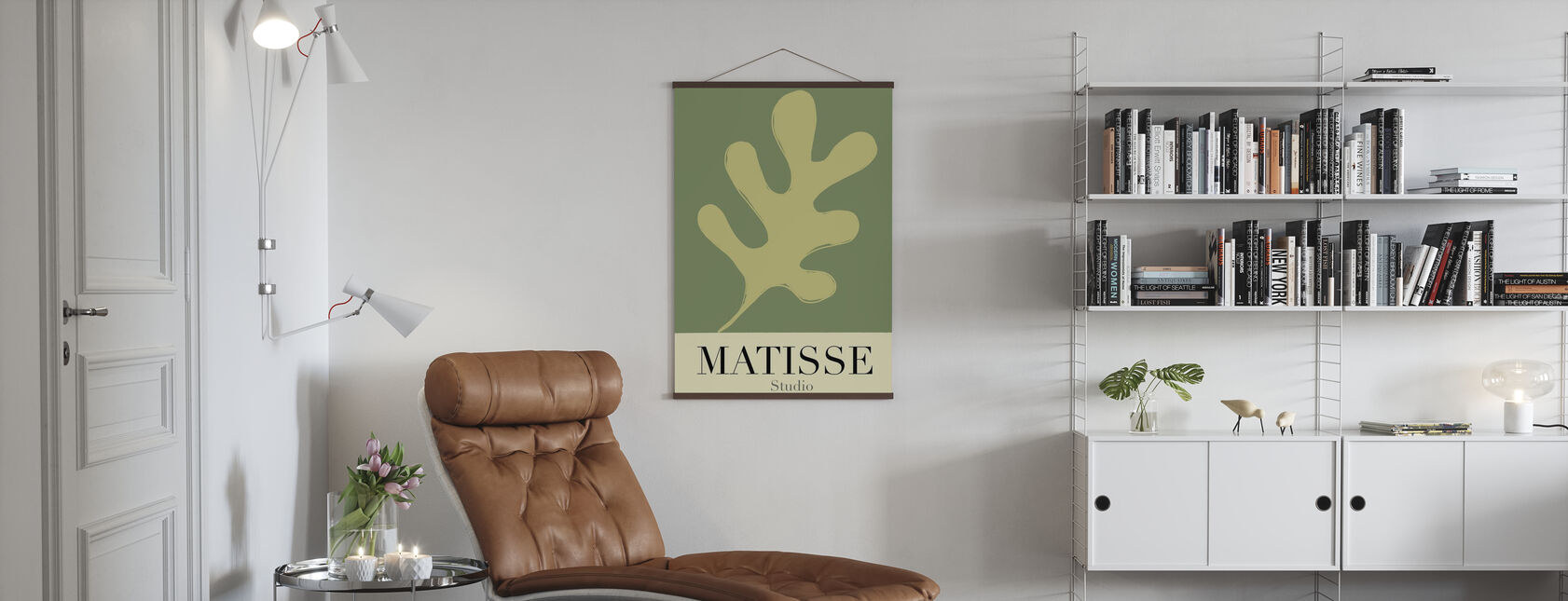Matisse Studio - Plakat - Stue