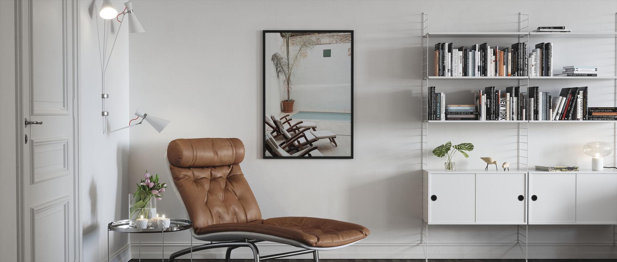 Summer End II - Poster - Living Room